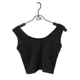 9c267f771d Womail Women Tight Bralette Crop Top Skinny O-Neck Short Vest Bustier Bra  Tank Tops Blouse Camisole Lingerie Mar12