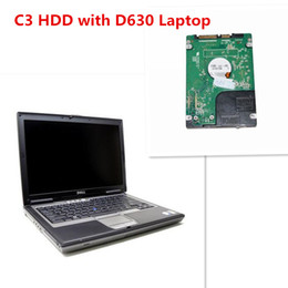 Discount laptop automotive - 2015.07 newly version MB Star C3 Software HDD for mercedes b-enz diagnosis multiplexer with LAPTOP D630