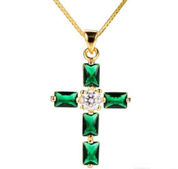 plates jewelry manufacturer UK - Wholesale - New fashion jewelry, gold plated Zircon Pendant, female high-end jewelry manufacturers in Europe and America