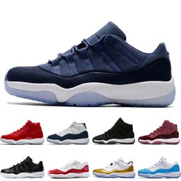 $enCountryForm.capitalKeyWord Canada - 11 Basketball Shoes Low Men Womens Space Jam 45 11s XI 72-10 Gym Red Bred Black Velvet Heiress Homme Bred Athletic Sports Sneakers designer