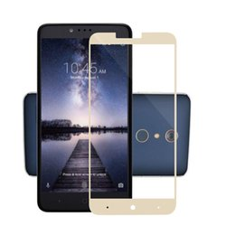 G3 pro online shopping - For ZTE zmax pro Z981 Galaxy J3 Prime Metropcs Screen D Protector Full Tempered Glass Explosion Proof with Retail packaging D