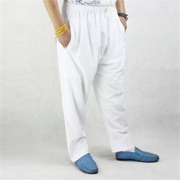 muslim arab clothes Australia - 5Color Muslim Men Islamic Trousers Arab Prayer Pants for Male Arabic Loose Arabia Islam Clothing Traditional Man Wear Trousers