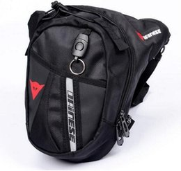 53dfd566af Nylon taille packs jambe sac sac de taille imperméable moto drôle Drop Drop  Pouch Fanny Pack taille sac ceinture Ceintures