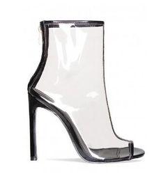 Botas De Plástico De Moda Para Las Mujeres Online | Botas De