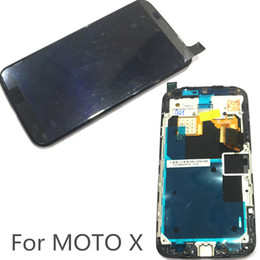$enCountryForm.capitalKeyWord NZ - For Moto X NEW LCD Display 100% Tested Working Touch Screen + Frame Assembly DHL logistics
