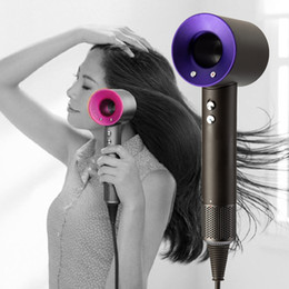 Hair Driers UK - New for Dyson Supersonic Hair Dryer Professional Salon Tools Blow Dryer Heat Super Speed Blower Dry Hair Dryers