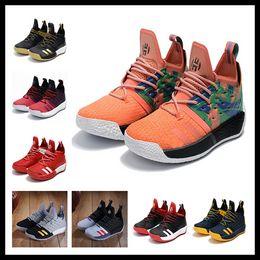 $enCountryForm.capitalKeyWord UK - Top Quality Harden VOL 2 new shoe orange black boost cheap sales free shipping 2018 James Harden Basketball shoes store size US7-US11.5
