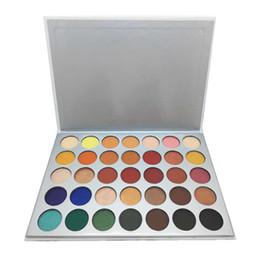 Eye Glitter Free Shipping Australia - 2018 Hot high quality selling Makeup Eyeshadow 35 color Eyeshadow Palette Palette Eye Shadow DHL free Shipping