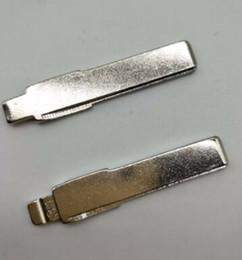 $enCountryForm.capitalKeyWord Australia - 10Pcs lot Best Folding key blade For Volkswagen Passat, Bora, Audi A6 and Skoda, seat Car key embryo NO.31