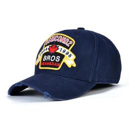 Discount black baseball caps - Top Quality D2 Cap Popular Letter Embroidery Baseball Cap Men Women Summer Visors Mesh Style Sun Hats Fashion Casual Cou