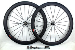 $enCountryForm.capitalKeyWord Australia - carbon fiber bicycle road wheels 50mm 700C clincher tubular road cycling carbon bike wheelset basalt brake surface wheel rim width 25mm