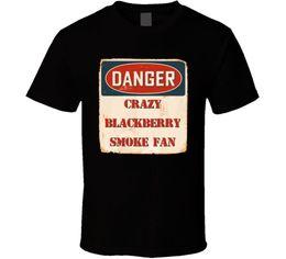 China Crazy Blackberry Smoke Fan Music Artist Vintage Sign T Shirt 2018 High quality Brand Men T shirt Casual Short sleeve suppliers