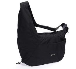 Passport Shoulder Bag NZ - Black Gray  Passport Sling III SLR camera bag Travel Bag shoulder camera