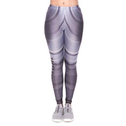 $enCountryForm.capitalKeyWord UK - Women Leggings Work Out Stripe 3D Graphic Print Lady Casual Pants Skinny Stretchy Yoga Tight Capris Colorful Pattern Trousers New (YX52009)