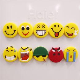 $enCountryForm.capitalKeyWord NZ - Soft PVC Smile Face Small Gift Funny Cartoon Magnetic Stickers Fridge Magnet Emoji Pattern Magnets Cartoon Gift Magnetic Sticker