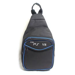 sony playstation case 2019 - Bigger Room Size System Travel Storage Carry Case Travel Shoulder Bag For SONY PSVR PlayStation PS4 VR Game Helmet Acces