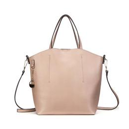 Elegant Simple Woman Handbags Shoulder Bag with Long Adjustable Strap Tote  PU Leather Crossbody Bags Hasp Bag WDS629 f17002d426a6d