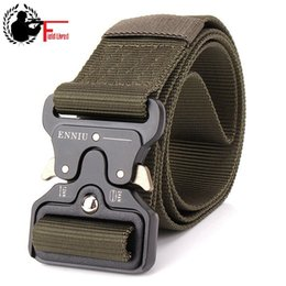 $enCountryForm.capitalKeyWord NZ - SWAT Military Equipment Knock Off Army Belt Men Heavy Duty US Soldier Combat Tactical Belt Buckle Male Sturdy Nylon Waistband D18102905