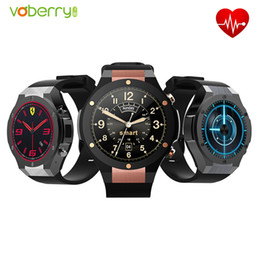 $enCountryForm.capitalKeyWord Australia - VOBERRY Hot H2 Smartwatch Android 5.1 MTK6580 ROM 16G RAM 1G Smart Watch Wifi GPS 5MP Camera Heart Rate Tracker for IOS Android
