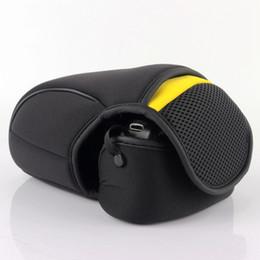 Shockproof Dslr Camera Australia - Shockproof Thicken DSLR Camera Bag Inner Case For D7500 D7200 D750 D810 77D 6D alpha A77 e Bag Lens