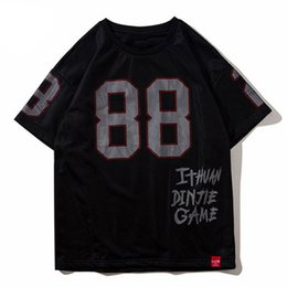 072d89732d7 Men T Shirt 3d Figure Print Fake Two Pieces Mesh Summer Short Sleeve Casual  Streetwear Hip Hop Swag T-shirts
