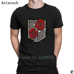 $enCountryForm.capitalKeyWord Australia - Garrison t-shirts Latest male Letters cotton t shirt for men slogan Summer Style Designs Anlarach hip hop