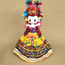 $enCountryForm.capitalKeyWord Canada - Large number of national doll accessories design features Home Furnishing wooden ornaments creative gift toys for children