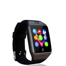 $enCountryForm.capitalKeyWord Australia - Latest NFC Bluetooth Smart Watch Q18S With Camera facebook Sync SMS MP3 Smartwatch Support 2G Sim TF Card For IOS&Android Phone