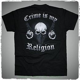 B? Se Buben Club Crime Shirt Tattoo Streetwear Biker Rocker camiseta Hooligan Mens 100% Cotton manga corta Print en venta