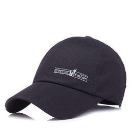 a4fd5af0c24 Onne Kas Sports Cap Mens Hat For Fish Outdoor Fashion Line Baseball Cap  Long Visor Brim Shade Snapback Sun Hat
