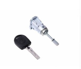Honda key lock online shopping - Best Quality Car Door Lock For VW Passat Replacement With Key Front Left car lock Central door lock