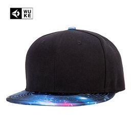 f244af669ec  WUKE  High Quality Summer Baseball Cap For Men k pop Planas Branded Hip  Hop Hat bone Snapback Cap For Women Casquette Chapeau