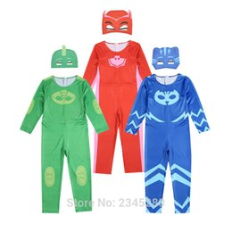 $enCountryForm.capitalKeyWord Canada - Costume For Boys Girls Halloween Cosplay Suits Heroes In Masks Pajamas Suit Carnival Costumes Children Clothing Christmas Gift