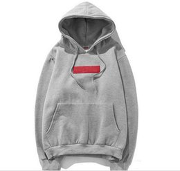 $enCountryForm.capitalKeyWord Canada - Discount Pullover Hoodies For Men Summer New Classic Embroidery Red Mark Hooded Long-Sleeved Men's Sweater BASEBALL SWEATSHIRT
