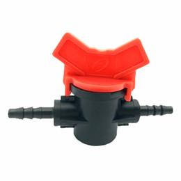 "$enCountryForm.capitalKeyWord UK - 2 Pcs Close 4 7 Hose Valve G1   4 ""micro-irrigation Pipe Valve Slotted Barbed Plastic Valves For Garden Irrigation"