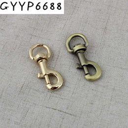 Small Snap Hooks Australia - 10pcs 50pcs 11mm trigger snap hook swivel clasp small hooks hardware accessory for DIY bags