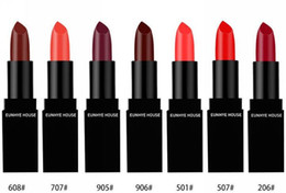 Smooth lipStick online shopping - 2018 narrival colors CE Eunhye House Limited edition Moisturizing Smooth Color Long Lasting lipstick with black tube