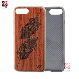 $enCountryForm.capitalKeyWord NZ - winw original phone case for iPhone 6 6s s 6plus 6splus plus, hybrid wood + pc + soft tpu rubber design cover for i Phone