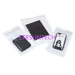 $enCountryForm.capitalKeyWord UK - 20 Size Clear White Pearl Plastic Poly Bags OPP Packing Zipper Lock Package Accessories PVC Retail Boxes Hand Hole for USB iPhone LX0209