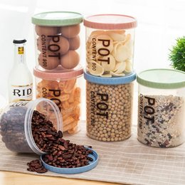 $enCountryForm.capitalKeyWord Australia - 1 set of 3 large medium and small  Container Organizer Convenient Storage Boxes Sealed jar Durable Multifunctional Crisper K
