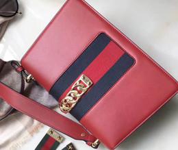 Genuine Leather Handbag Cowhide Shoulder Bag Australia - Women Classic Cowhide Handbag, Genuine Leather Strap and Ribbon with Five-pointed Star Shoulder Bag Origianl Quality 235