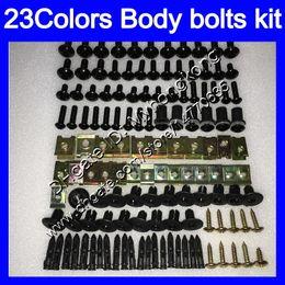 Nut bolt kits online shopping - Fairing bolts full screw kit For BMW S1000R S1000RR S1000 RR Body Nuts screws nut bolt kit Colors