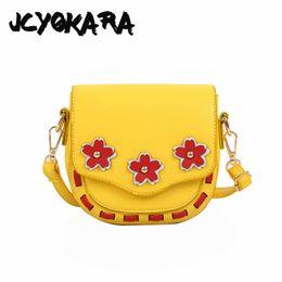 korean boys accessories 2019 - JCYOKARA Korean Children Flower Shoulder Bag Cute Little Flower Baby Messenger Bag Girls Mini Accessories Size 13.5*10cm