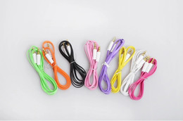 car audio for sale NZ - Best sale Colorful 3.5MM Audio Cable Flat Aux Car Audio Cable for smartphone Mobile Phones for MP3  MP4 for Tablet PC