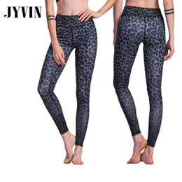 $enCountryForm.capitalKeyWord Canada - Women Printed Yoga Pants Slim Fitness Leggings Running Sport Pants For Female Gym Yoga Bottoms Leggings Sportswear