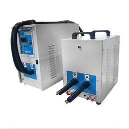 40KW 30-80KHz High Frequency Induction Heater Furnace ZN-40AB fast shipping on Sale