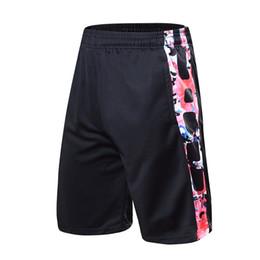 Summer Basketball Training Shorts Men New 2018 Professional Sport Running Shorts Male Loose Breathable Jogging short trouser
