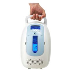 Portátil 90% pureza máquina de oxigênio Concentrador de oxigênio 5L fluxo para Crianças e idosos