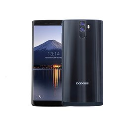 Chinese  DOOGEE BL12000 Android Dual SIM Card 6.0 inch 18:9 4G LTE With Real Touch ID 12000mAh Battery 16MP Camera Mobile Phone manufacturers
