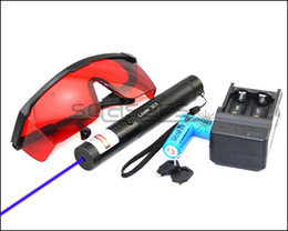 $enCountryForm.capitalKeyWord Canada - SDLasers BS3-1500 Adjustable Focus 450nm Blue Laser Pointer With 2*16340 Batteries & Charger & 2*Safety Key & Goggles